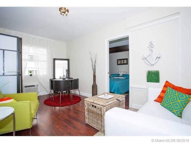 335 Ocean Dr #228, Miami Beach, FL 33139 (#A10742291) :: Posh Properties