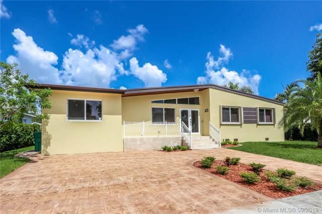 8271 SW 29th St, Miami, FL 33155 (MLS #A10742526) :: Berkshire Hathaway HomeServices EWM Realty