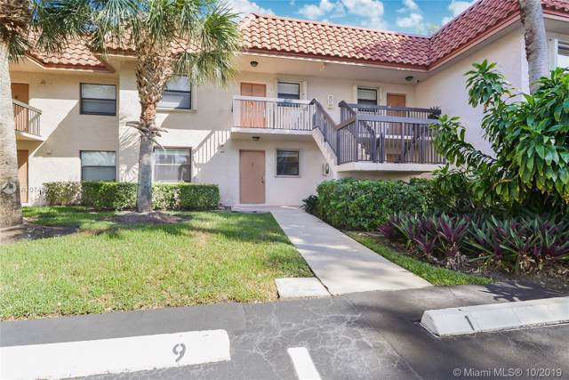 15702 E Waterside Cir #105, Sunrise, FL 33326 (MLS #A10742577) :: Ray De Leon with One Sotheby's International Realty
