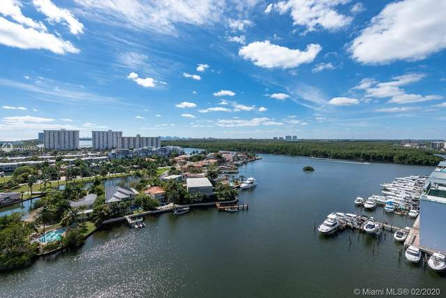 330 Sunny Isles Blvd 5-1402, Sunny Isles Beach, FL 33160 (MLS #A10742716) :: United Realty Group