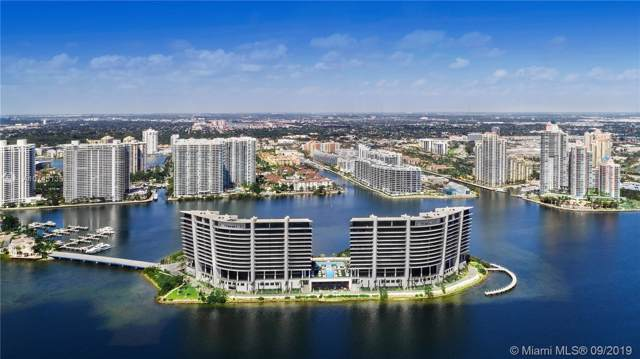 5500 Island Estates Dr 706 N, Aventura, FL 33160 (MLS #A10743135) :: United Realty Group