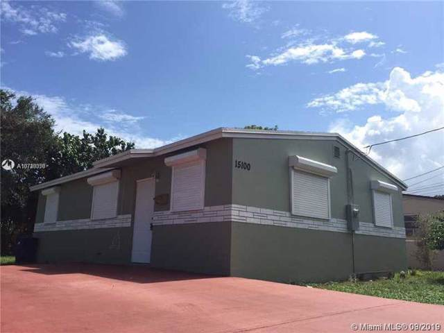 15100 NE 14 CT, North Miami Beach, FL 33162 (MLS #A10743358) :: Grove Properties