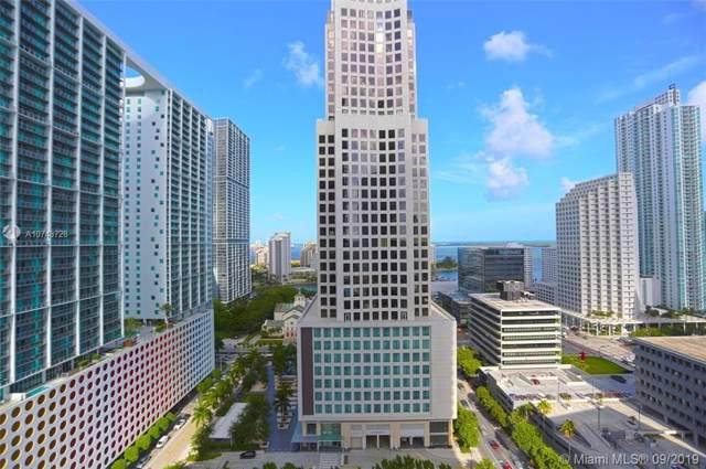 68 SE 6 St. #1705, Miami, FL 33131 (MLS #A10743728) :: Castelli Real Estate Services