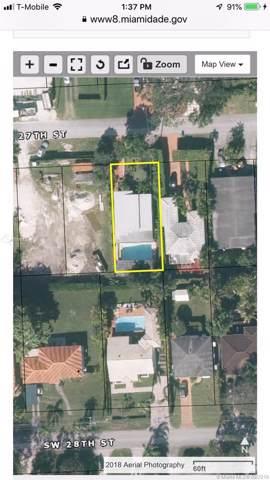 5834 SW 27th St, Miami, FL 33155 (MLS #A10744108) :: Grove Properties