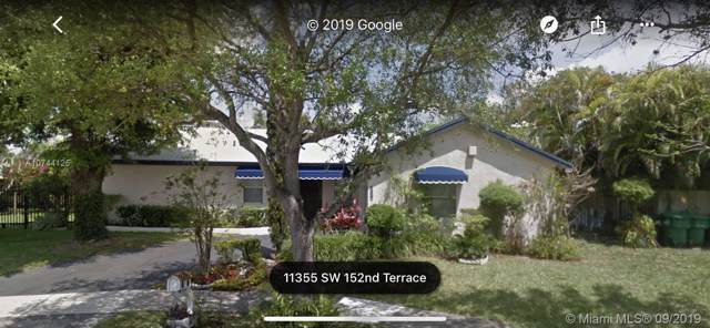 11355 SW 152nd Ter, Miami, FL 33157 (MLS #A10744125) :: Green Realty Properties