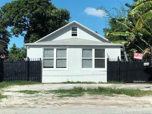 7640 NE 3rd Pl, Miami, FL 33138 (#A10744272) :: Dalton Wade