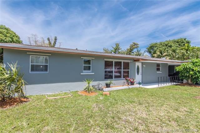 2213 NW 62nd Ter, Margate, FL 33063 (MLS #A10744462) :: Berkshire Hathaway HomeServices EWM Realty