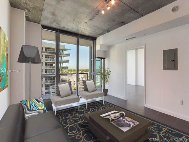 3301 NE 1st Ave H0805, Miami, FL 33137 (MLS #A10744519) :: Ray De Leon with One Sotheby's International Realty