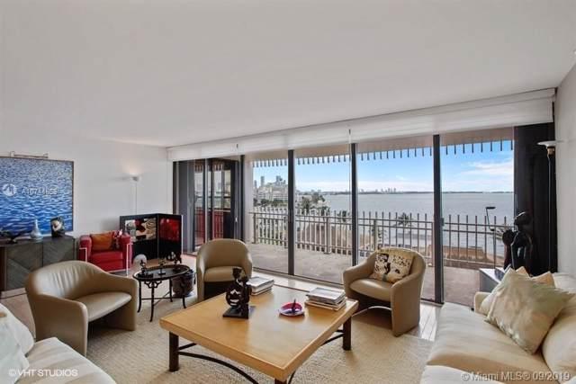 3 Grove Isle Dr C705, Miami, FL 33133 (MLS #A10744553) :: Berkshire Hathaway HomeServices EWM Realty