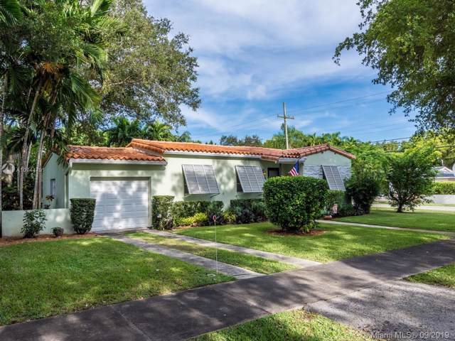 1231 Tangier St, Coral Gables, FL 33134 (MLS #A10744791) :: The Jack Coden Group