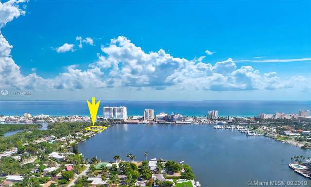 705 N Northlake Dr, Hollywood, FL 33019 (MLS #A10744896) :: ONE Sotheby's International Realty