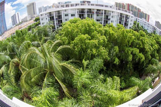 17145 N Bay Rd #4508, Sunny Isles Beach, FL 33160 (MLS #A10744970) :: The Paiz Group