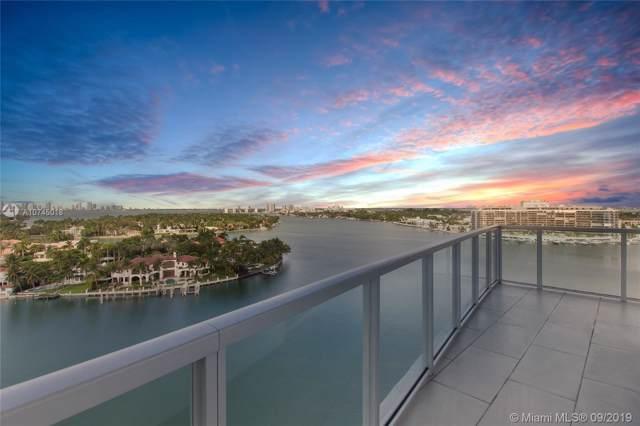 6700 Indian Creek Dr #1407, Miami Beach, FL 33141 (MLS #A10745018) :: The Kurz Team