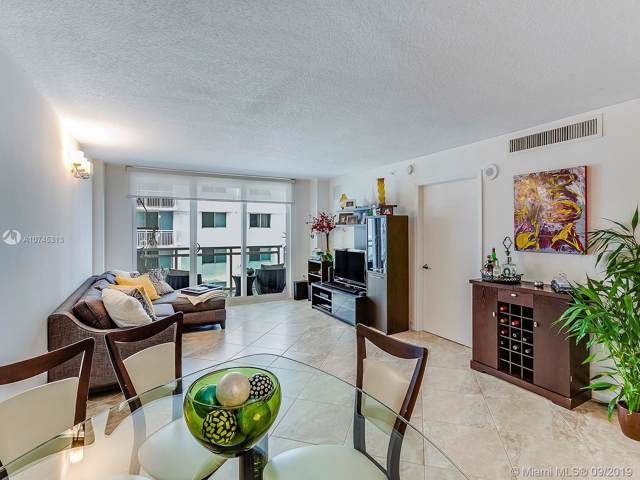 6917 Collins Ave #806, Miami Beach, FL 33141 (MLS #A10745313) :: Green Realty Properties
