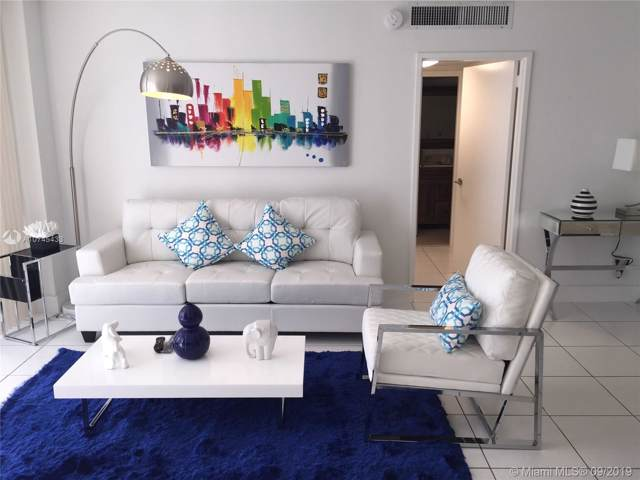 5151 Collins Ave #629, Miami Beach, FL 33140 (MLS #A10745433) :: The Teri Arbogast Team at Keller Williams Partners SW