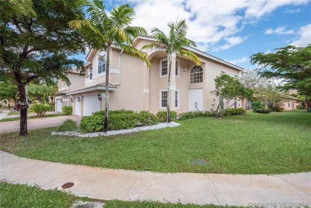 4783 SW 176th Ter, Miramar, FL 33029 (MLS #A10745471) :: Grove Properties
