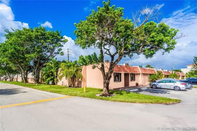 1 N Valencia Dr 1-37, Davie, FL 33324 (MLS #A10745485) :: ONE Sotheby's International Realty