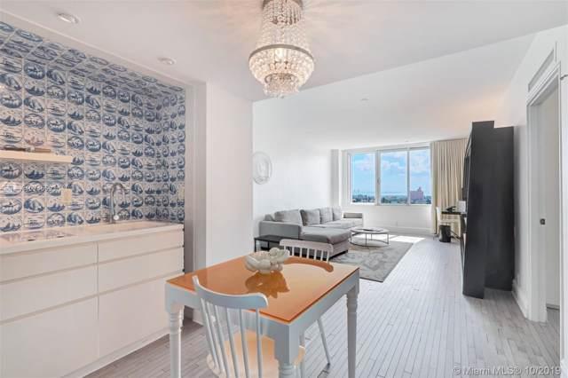 1100 West Ave #1621, Miami Beach, FL 33139 (MLS #A10745593) :: Grove Properties