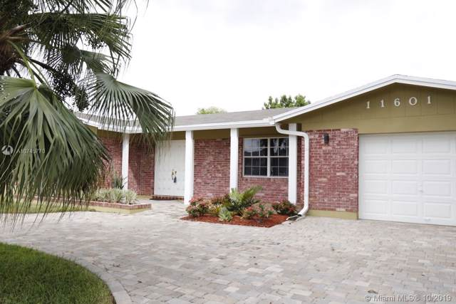 11601 NW 15th Ct, Pembroke Pines, FL 33026 (MLS #A10745770) :: The Rose Harris Group
