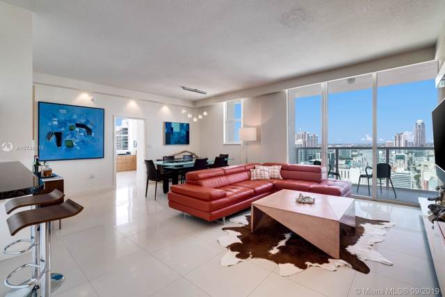 31 SE 5th St #3815, Miami, FL 33131 (MLS #A10746015) :: The Jack Coden Group