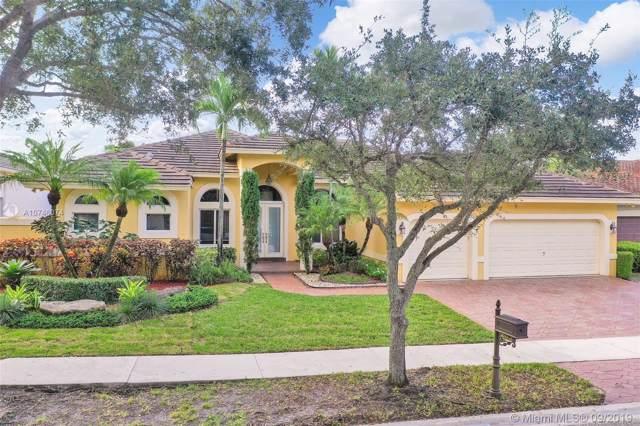 263 Egret Way, Weston, FL 33327 (MLS #A10746074) :: Grove Properties