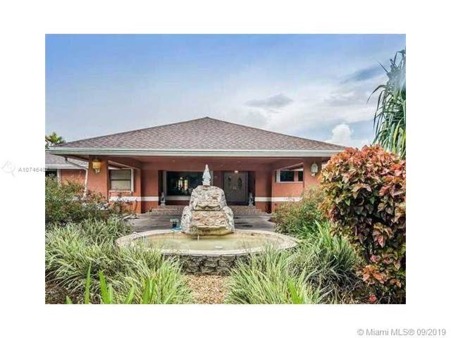 21075 SW 232nd St, Miami, FL 33170 (#A10746402) :: Real Estate Authority