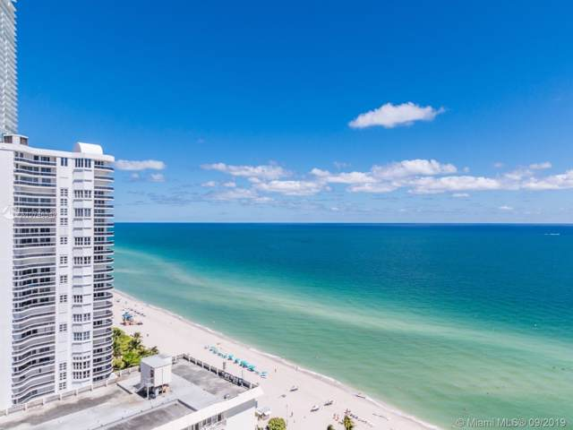16699 Collins Ave #2205, Sunny Isles Beach, FL 33160 (MLS #A10746542) :: Castelli Real Estate Services