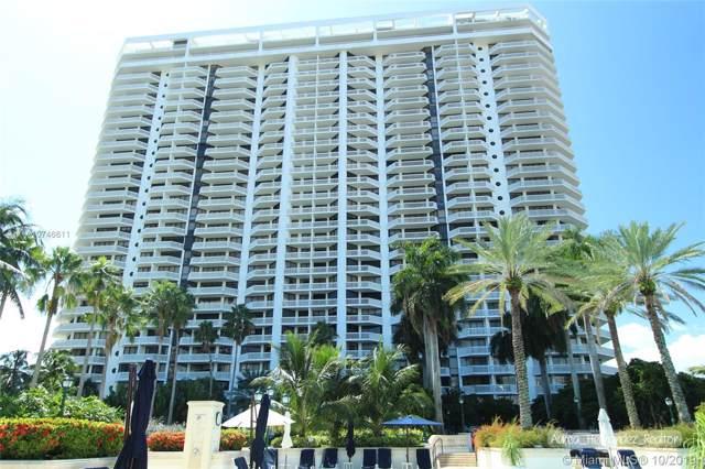 2000 Island Blvd #1701, Aventura, FL 33160 (MLS #A10746611) :: Grove Properties
