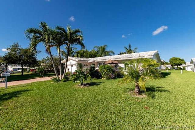 1441 NW 85th Ter, Plantation, FL 33322 (MLS #A10746620) :: The Teri Arbogast Team at Keller Williams Partners SW