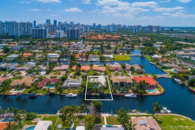 460 Alamanda Dr, Hallandale, FL 33009 (MLS #A10746655) :: Grove Properties