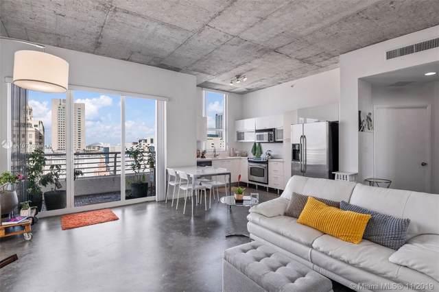 133 NE 2nd Ave #1519, Miami, FL 33132 (MLS #A10746769) :: Berkshire Hathaway HomeServices EWM Realty