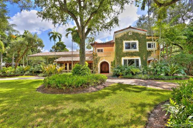 11401 SW 69th Ave, Pinecrest, FL 33156 (MLS #A10746870) :: RE/MAX Presidential Real Estate Group