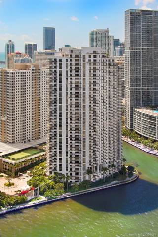 901 Brickell Key Blvd #2405, Miami, FL 33131 (MLS #A10746997) :: Berkshire Hathaway HomeServices EWM Realty