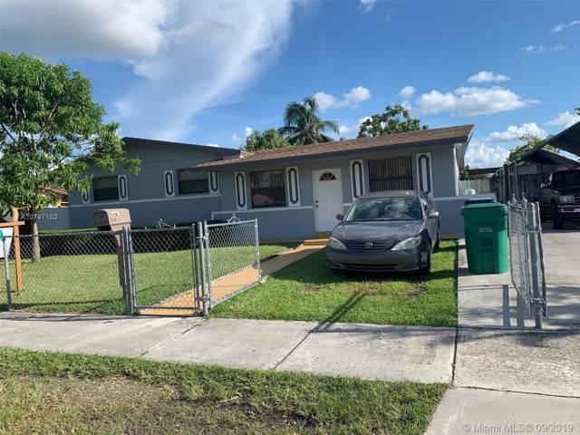 14970 SW 297th St, Homestead, FL 33033 (MLS #A10747102) :: Grove Properties