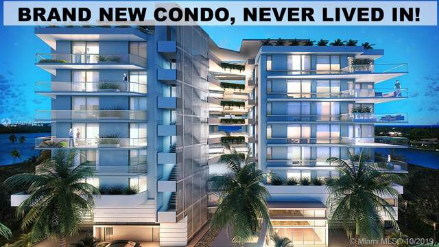 1133 102nd Street #706, Bay Harbor Islands, FL 33154 (MLS #A10747571) :: Berkshire Hathaway HomeServices EWM Realty