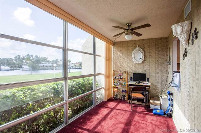 601 Three Islands Blvd #106, Hallandale, FL 33009 (MLS #A10747675) :: Berkshire Hathaway HomeServices EWM Realty