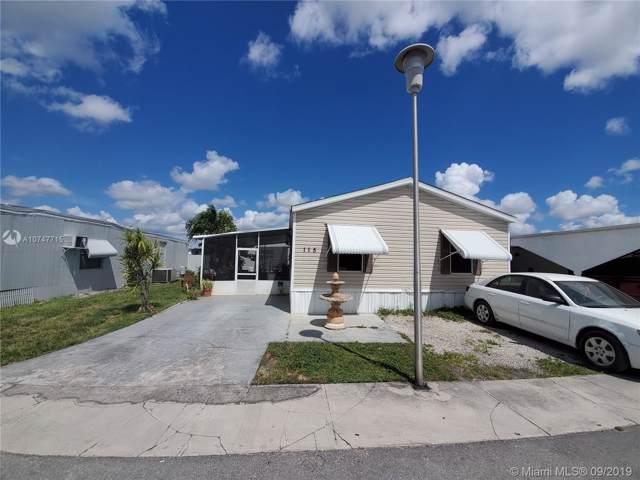 12401 W Okeechobee #115, Hialeah Gardens, FL 33018 (MLS #A10747715) :: Grove Properties