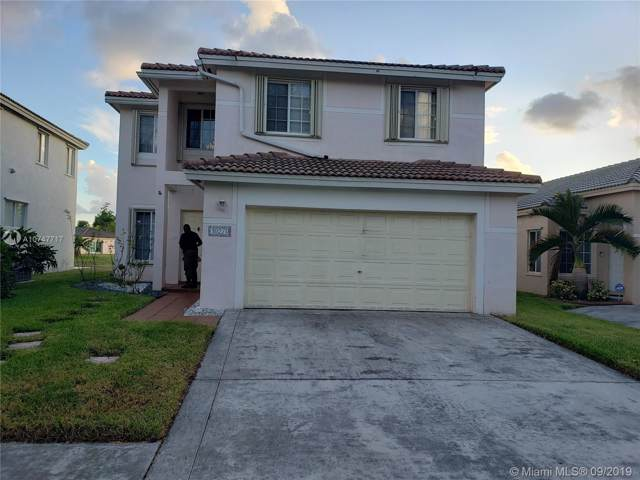 10270 SW 20th Ct, Miramar, FL 33025 (MLS #A10747717) :: Berkshire Hathaway HomeServices EWM Realty