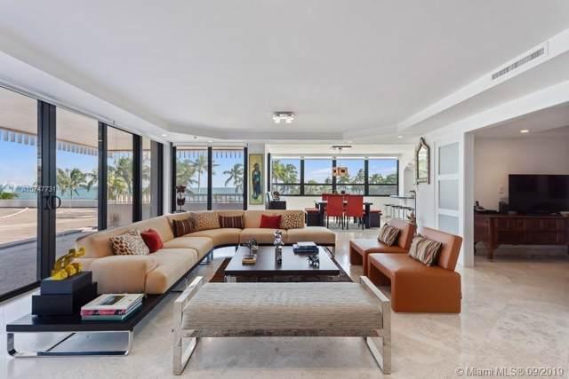 3 Grove Isle Dr C201, Miami, FL 33133 (MLS #A10747731) :: Berkshire Hathaway HomeServices EWM Realty