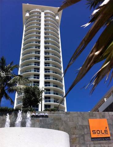 17315 Collins Ave #903, Sunny Isles Beach, FL 33160 (MLS #A10748015) :: The Teri Arbogast Team at Keller Williams Partners SW