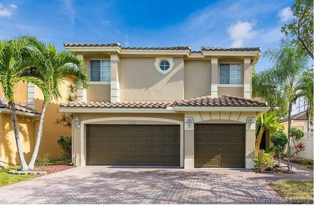 4615 NW 121st Ave, Coral Springs, FL 33076 (MLS #A10748067) :: Castelli Real Estate Services