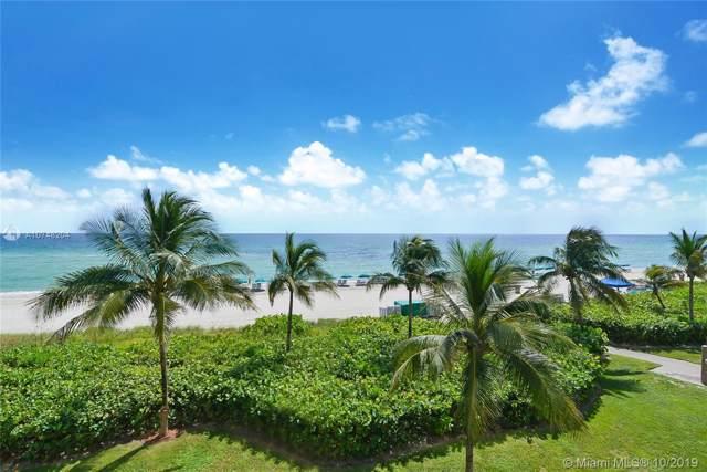 16425 E Collins Ave Ws6a, Sunny Isles Beach, FL 33160 (MLS #A10748204) :: Patty Accorto Team