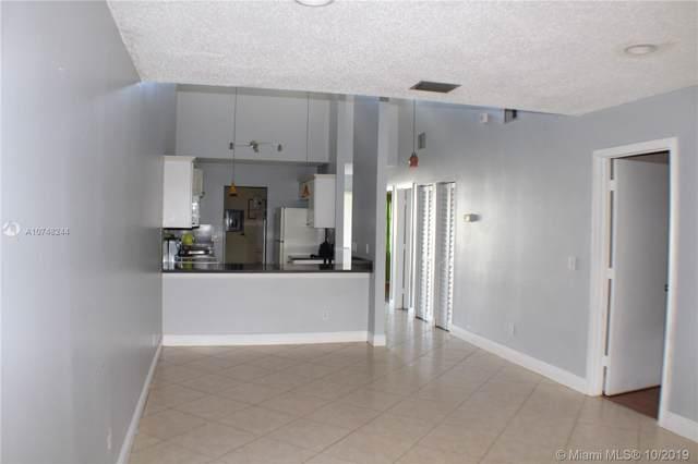 3605 SW 69th Ter 27-Z, Miramar, FL 33023 (MLS #A10748244) :: Green Realty Properties