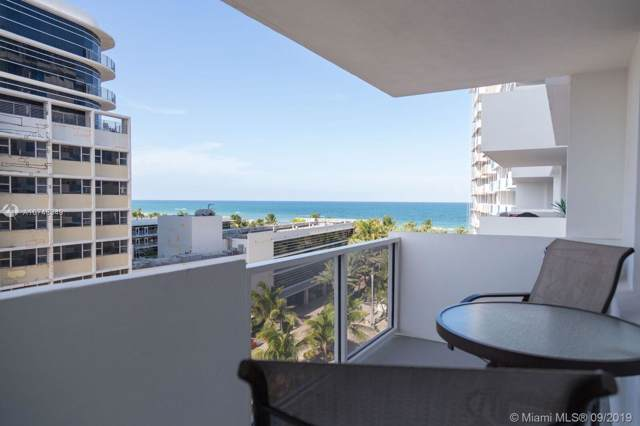 100 Lincoln Rd #702, Miami Beach, FL 33139 (MLS #A10748349) :: Berkshire Hathaway HomeServices EWM Realty
