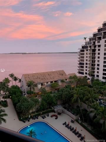 540 Brickell Key Dr #1203, Miami, FL 33131 (MLS #A10748422) :: Grove Properties