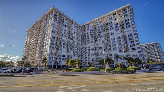 405 N Ocean Blvd #815, Pompano Beach, FL 33062 (MLS #A10748729) :: Castelli Real Estate Services