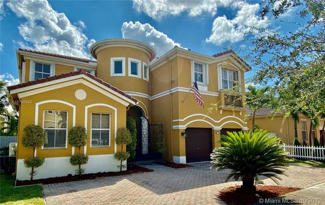 8934 NW 178th Ln, Hialeah, FL 33018 (MLS #A10749042) :: Grove Properties