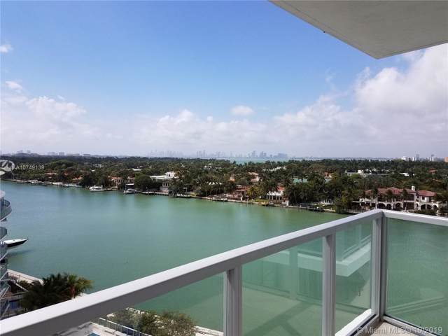 6700 Indian Creek Dr #1003, Miami Beach, FL 33141 (MLS #A10749139) :: Prestige Realty Group