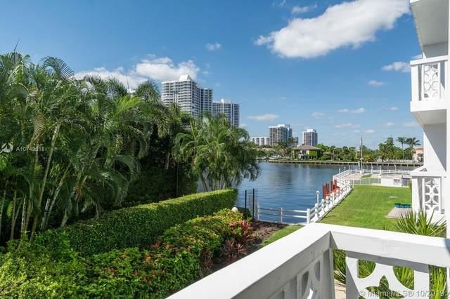 3209 S Ocean Dr 2K, Hallandale Beach, FL 33009 (MLS #A10749618) :: ONE | Sotheby's International Realty