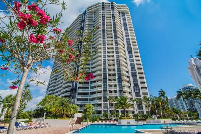 1000 W Island Blvd #1502, Aventura, FL 33160 (MLS #A10749637) :: Grove Properties